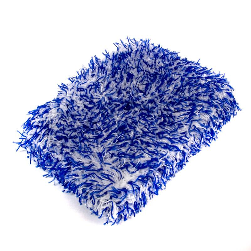 EZ Car Care- Microfibre Wash Pad - Blue
