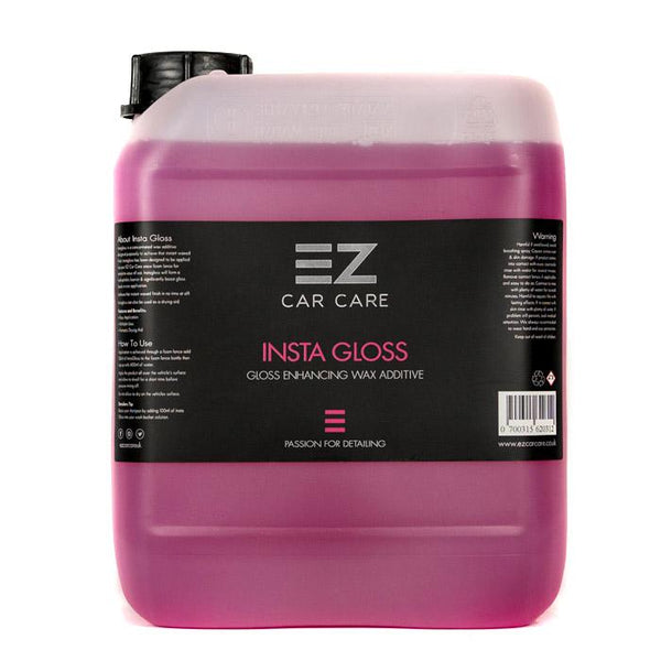 Insta Gloss – Concentrated Wax Additive