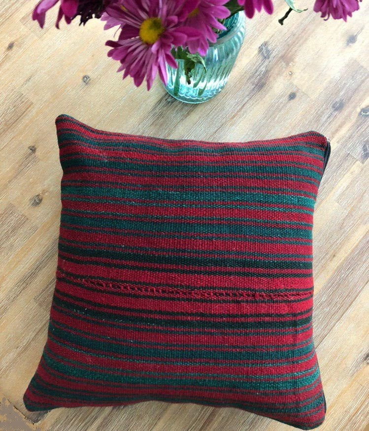 Handmade Kilim Cushion Cover