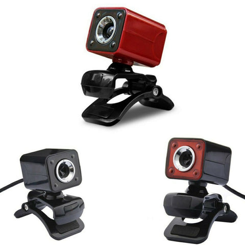 Basix WebCam USB Camera HD