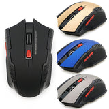 2000DPI 2.4GHz Wireless Optical Mouse