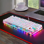 NEW Motospeed K87S USB Wired Mechanical Keyboard