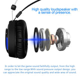 ALWUP A6 Gaming Headphones