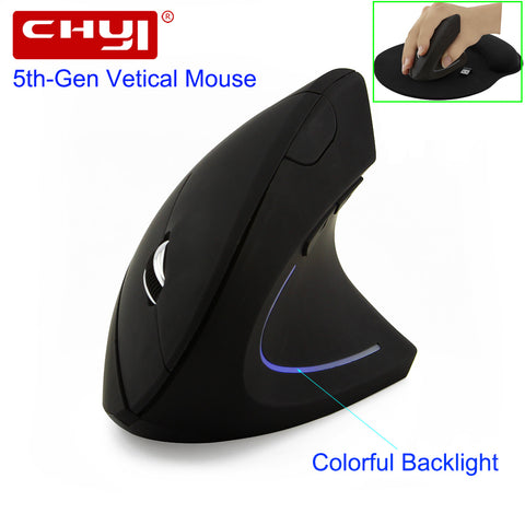 CHYI Wireless Mouse Ergonomic