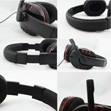 Wired Headphone 3.5mm Gaming Headset