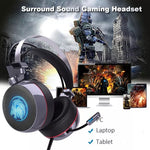 ZOP N43 Stereo Gaming Headset