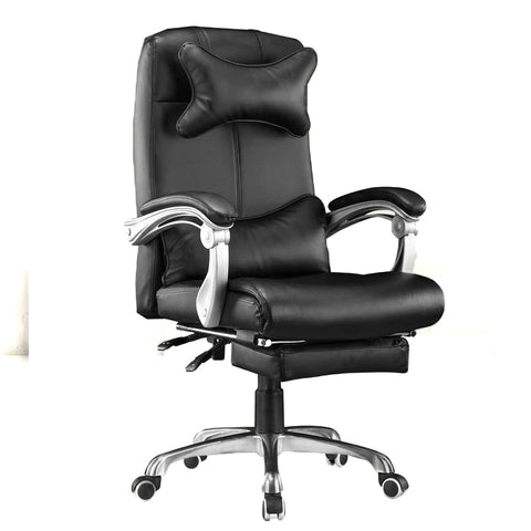 Fotel Biurowy Leather Office Gaming Chair