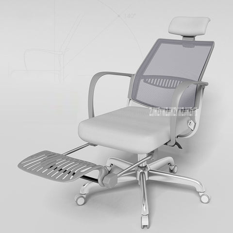 Boss Chair Steel Feet Adjustable Gaming Chair