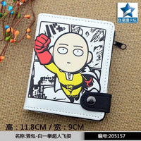 One Punch Man Saitama Wallet