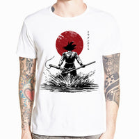 Dragon Ball Z Goku Summer Saiyan T-Shirt