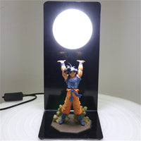 Dragon Ball Z Son Goku Spirit Bomb Genki Dama LED Light Lamp