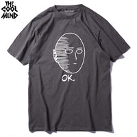 One-Punch Man Unimpressed Saitama T-Shirt