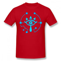 The Legend Of Zelda Breath Of The Wild Sheikah Slate T-Shirt