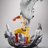 One-Punch Man Saitama Hero Landing Figure