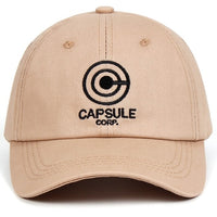 Dragon Ball Z Capsule Corp Baseball Cap