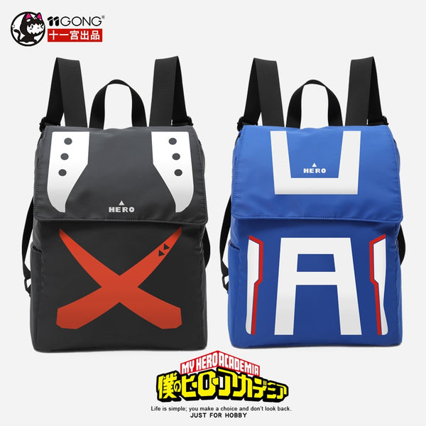 My Hero Academia Boku No Hero Academia Backpack