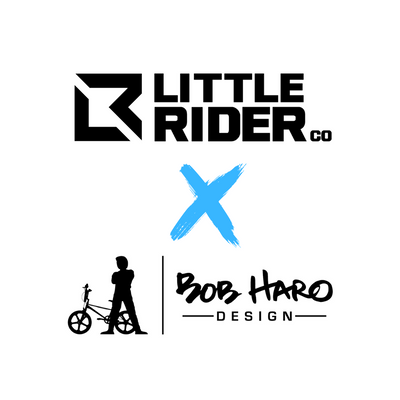 Little Rider Co X Bob Haro Colab preview is here!