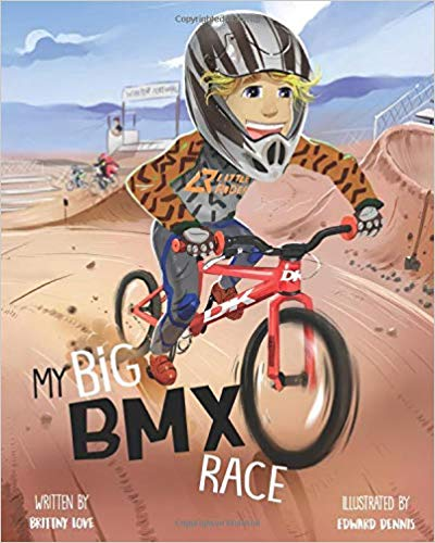 Little Rider Co team up with Lil Racer Books