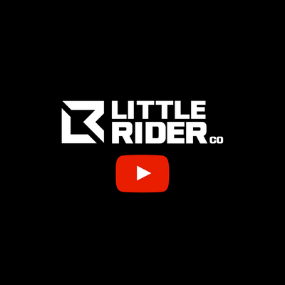 Little Rider Army Takeover Video