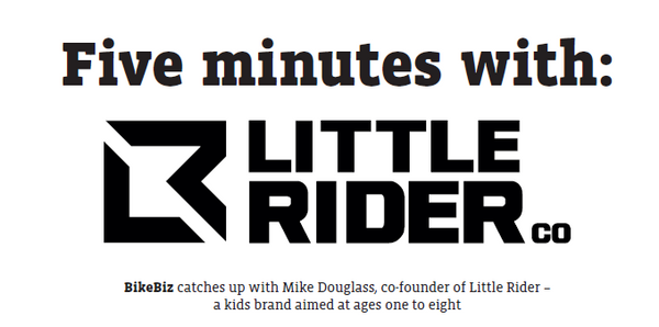 little rider in BIkeBiz