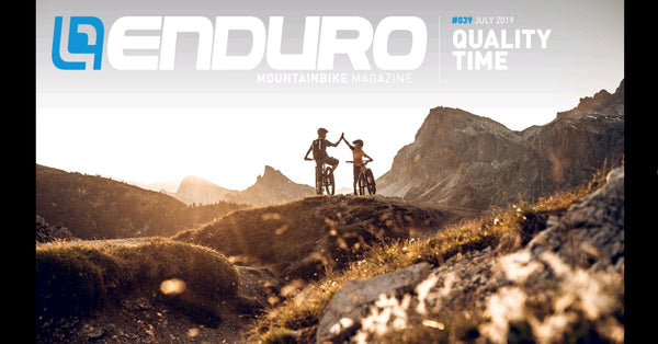 Enduro Mag Little Rider co cover
