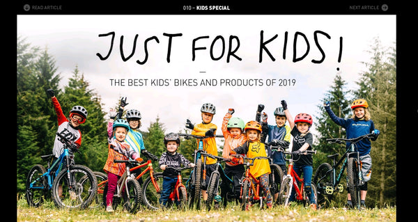 Enduro Mag Little Rider co just for kids