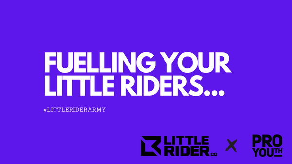 Fuelling your Little Riders with PRO Youth