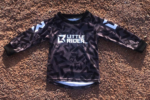 little rider stealth jersey