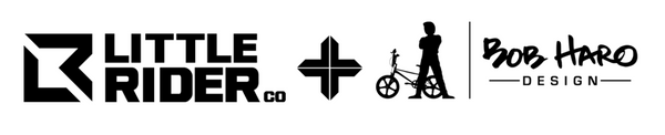 little rider co X Bob Haro Edition Banner