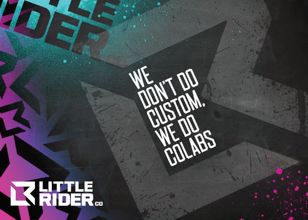 Little Rider co Colab Program