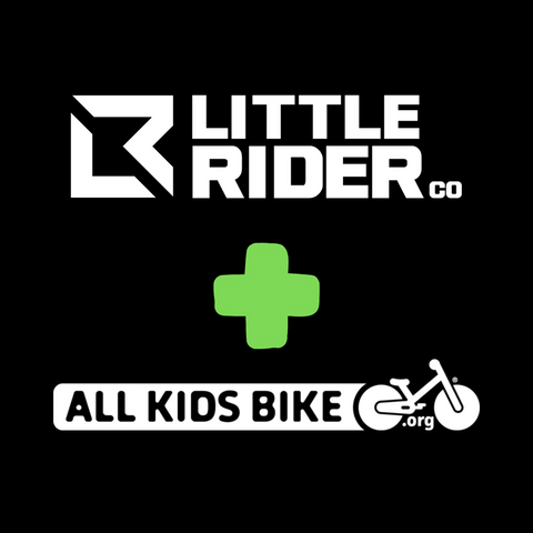 Little Rider Co and All Kids Bike Org