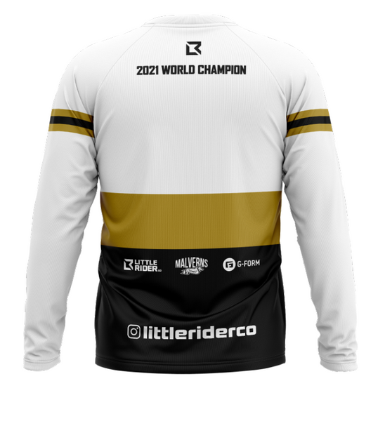 Little Rider Co Malverns Classic Winners jersey back
