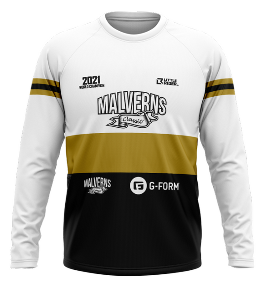 Little Rider Co Malverns Classic Winners jersey front