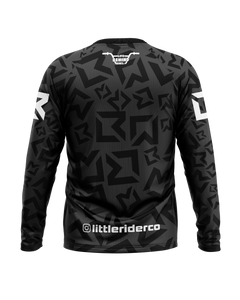 Little Rider Co 'Classic' Jersey - STEALTH