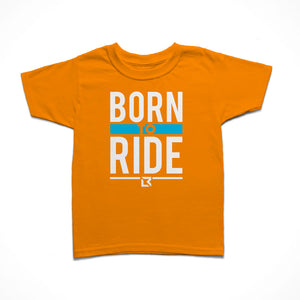 Little Rider Co Kids T-Shirt - Born to RIDE