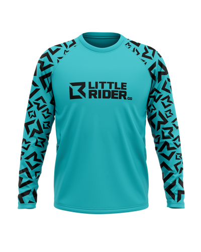 Little Rider Co Jersey - TEALY