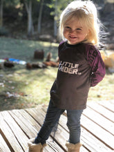 Load image into Gallery viewer, Little Rider Co 'Rad Purple' Jersey - RAD Series