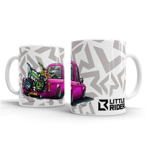 Load image into Gallery viewer, Little Rider Co Mug & Coaster - Team Truck