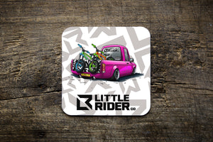 Little Rider Co Mug & Coaster - Team Truck
