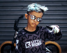 Load image into Gallery viewer, Little Rider Co 'Classic' Jersey - STEALTH