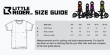 Load image into Gallery viewer, Little Rider Co Kids T-Shirt - Gummy Waffle Logo - LIMITED EDITION