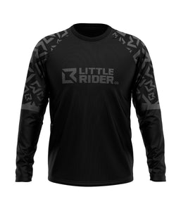 Little Rider Co 'SEND IT' Jersey - STEALTH GREY