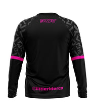 Load image into Gallery viewer, Little Rider Co 'SEND IT' Jersey - HOT PINK (END OF LINE)