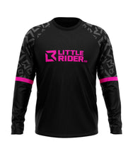 Load image into Gallery viewer, Little Rider Co 'SEND IT' Jersey - HOT PINK (END OF LINE) - RRP £25