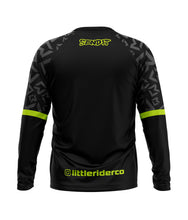 Load image into Gallery viewer, Little Rider Co 'SEND IT' Jersey - LIMEY