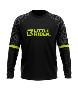 Little Rider Co 'SEND IT' Jersey - LIMEY (RRP £25-28)