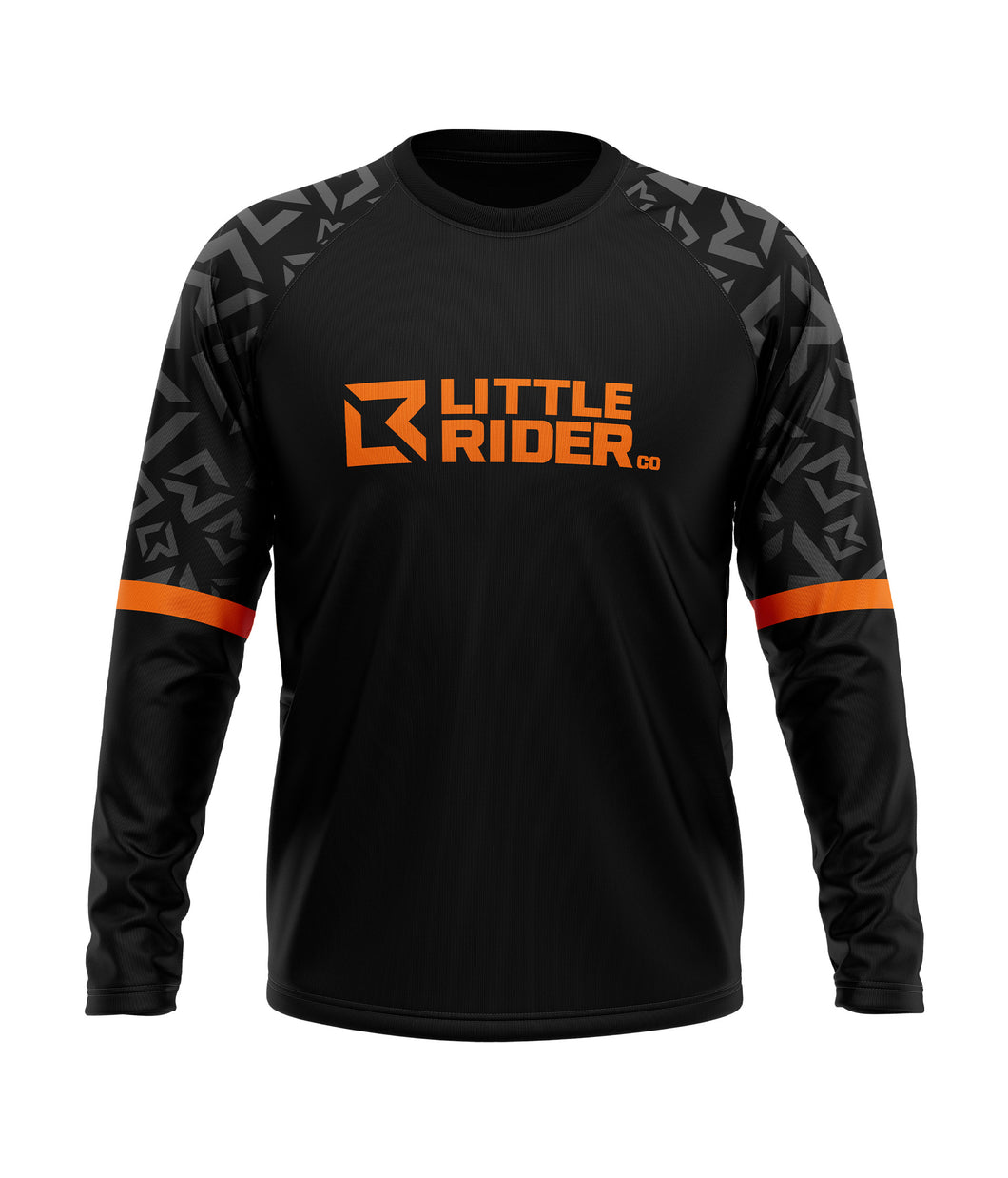 Little Rider Co 'SEND IT' Jersey - ORANGE BLAST