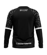 Load image into Gallery viewer, Little Rider Co 'SEND IT' Jersey - PURE WHITE