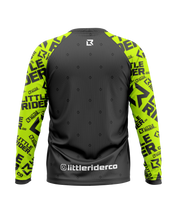 Load image into Gallery viewer, Little Rider Co 'Rad Limey' Jersey - RAD Series