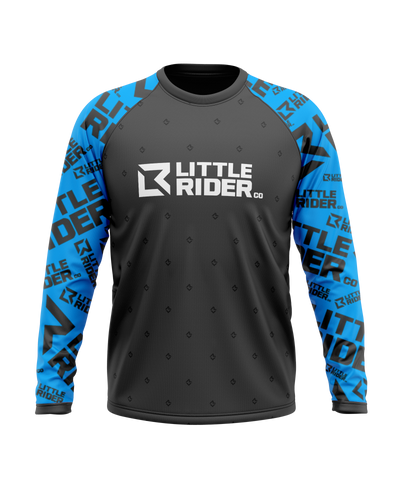 Little Rider Co 'Rad Blue' Jersey - RAD Series